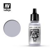 Vallejo Model Air Steel 17ml