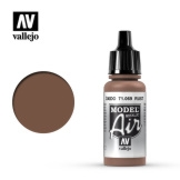 Vallejo Model Air Rust 17ml