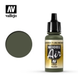 Vallejo Model Air Medium Olive 17ml