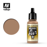 Vallejo Model Air Tan Earth 17ml