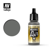Vallejo Model Air Camouflage Grey 17ml