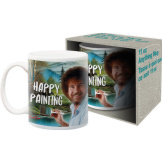 Bob Ross Happy Painting 11 ozMug
