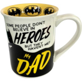 Batman Dad Heroes Mug