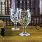 Hogwarts Color Change Water Glass
