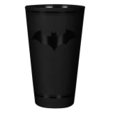 Batman Logo Water Glass