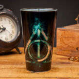 Deathly Hallows Water Glass
