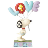 Snoopy with LOVE Balloon