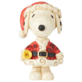Snoopy Santa Mini Fig