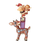 Rudolph With Misfits Figure