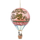 Wizard of Oz 80th Balloon Ornament