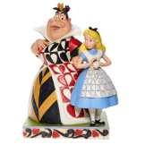 Alice & Queen of Hearts