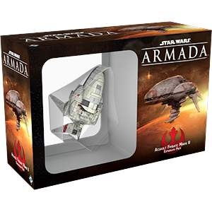 Star Wars Armada Assault Frigate MkII