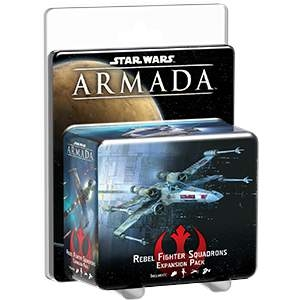 Star Wars Armada Rebel Fighter Squadron