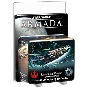 Star Wars Armada Rogues and Villains