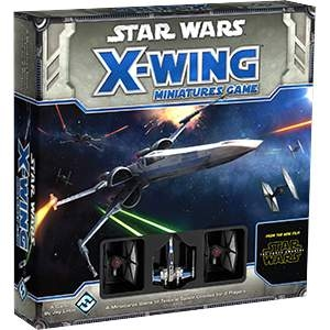 Star Wars X-Wing Miniatures Force Awakens Starter
