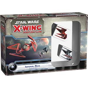 Star Wars X-Wing Miniatures Imperial Aces