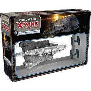 Star Wars X-Wing Miniatures Imperial Assault Carrier