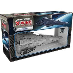 Star Wars X-Wing Miniatures Imperial Raider
