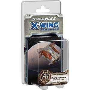 Star Wars X-Wing Miniatures Quadjumper