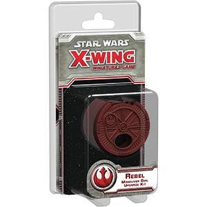 Star Wars X-Wing Miniatures Maneuver Dial Rebel