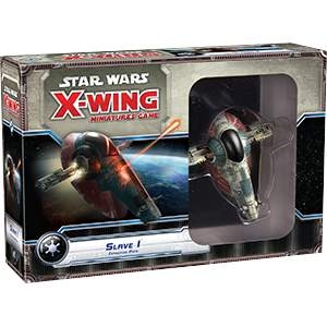 Star Wars X-Wing Miniatures Slave I