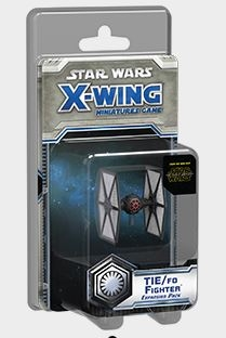 Star Wars X-Wing Miniatures Tie First Order Fighter