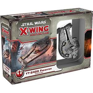 Star Wars X-Wing Miniatures YT-2400 Freighter