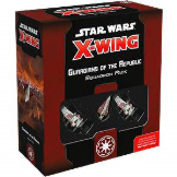 Star Wars X-Wing 2.0 Guardians Of The Republic Squadron Pack