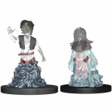 Wardlings Pre Painted Ghost Female & Male
