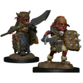 Wardlings Pre Painted Goblin Female & Male