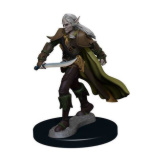PF Battles Pre Painted Elf Fighter Male