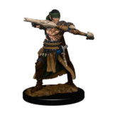 PF Battles Pre Painted Half-Elf Ranger Male