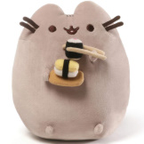 Pusheen Sushi Plush 9.5