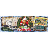 National Lampoons Merry Clarkmas Slim 1000 Pieces