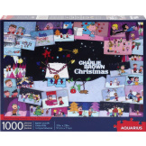 Charlie Brown Christmas Collage 1000 Pieces