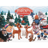 Rudolph the Red Nosed Reindeer 1000 Pieces