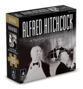 Alfred Hitchcock 1000 Pieces