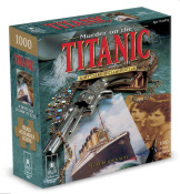 Murder on the Titanic 1000 Pieces