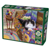Comfy Cat 1000 pieces