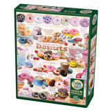 Donut Time 1000 pieces