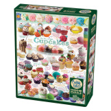 Cupcake Time 1000 pieces