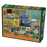 Van Gogh 1000 pieces