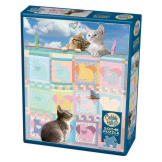 Quilted Kittens 500 pieces