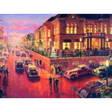 Central Park Gallery 275 piece puzzle