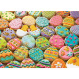 Easter Cookies 350 piece Family Puzzle