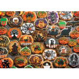 Halloween Cookies 350 piece Family Puzzle