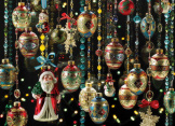 Christmas Ornaments 1000 Pieces