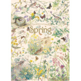 Country Diary- Spring 1000 piece puzzle