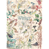 Country Diary- Winter 1000 piece puzzle