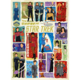 Star Trek -Women of Star Trek 1000 piece puzzle